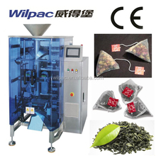 Flowers Tea Bag Triangle Pouch Packaging Machine