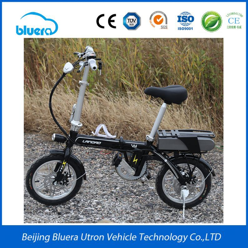 High Quality Folding Electric Bike/E-Bike With Lithium Battery Bicy
