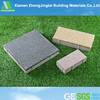 Different colors outdoor rubber paver,brick driveway pavers