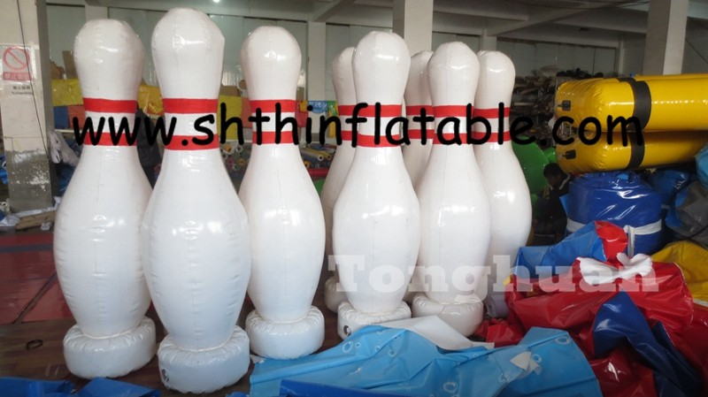inflatable bowling pins for sale