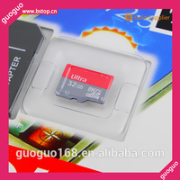 Factory price high quality 32gb scan class 10 memory sd card with adapter