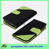 Factory Price Matte Mobile Leather Case ,Flip Case Cover For Samsung S4 i9500