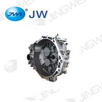 Die cast automatic atv gearbox front drive transmission assembly