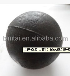 ISO9001quality certificate ball mill casting medium chromium grinding steel balls