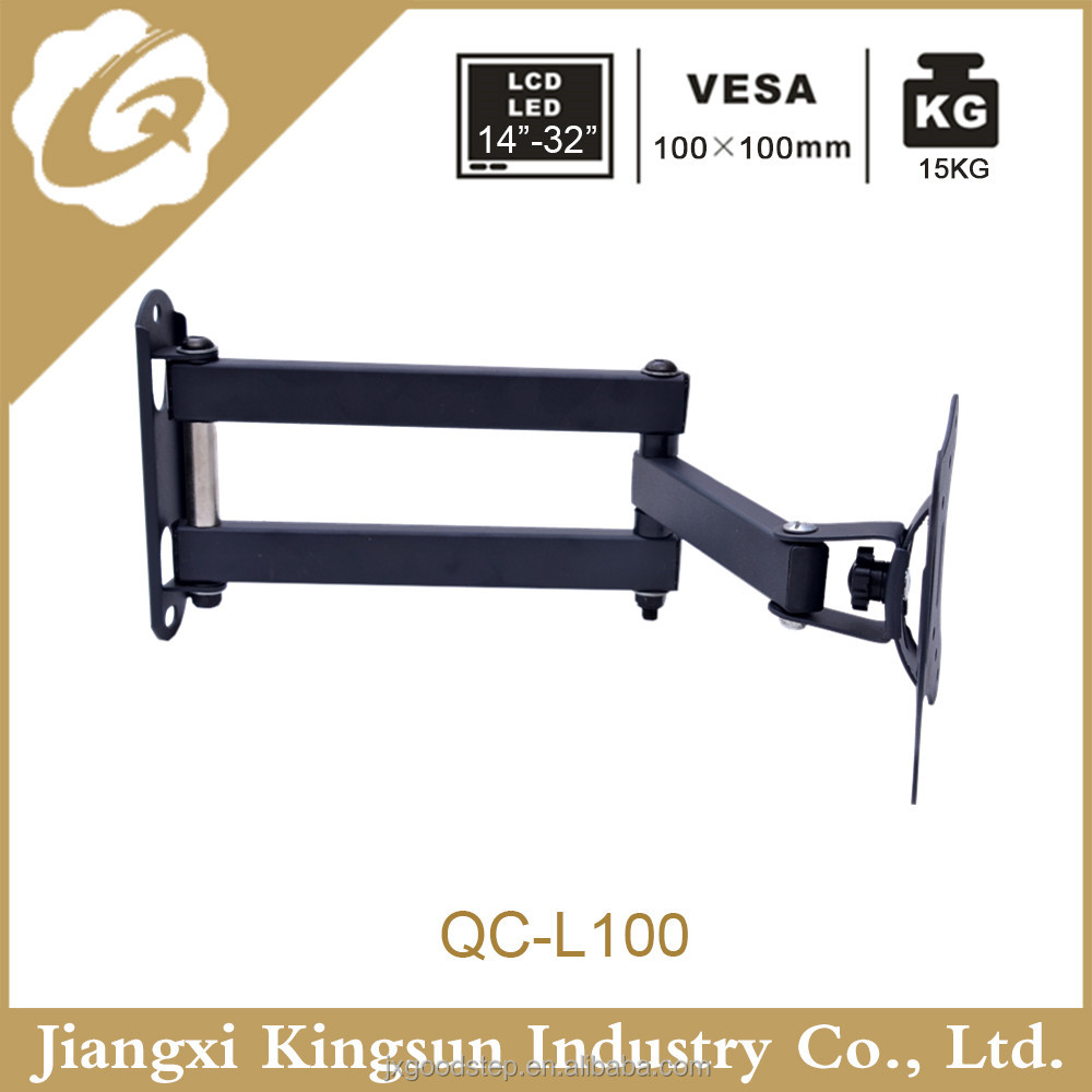 NEW DESIGN FOR LCD TV WALL MOUNTING BRACKET Extendable STAND for 14-37 inch <strong>L100</strong>
