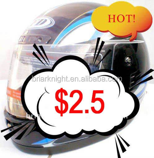 PP shell motorcycle cheapest full face helmet