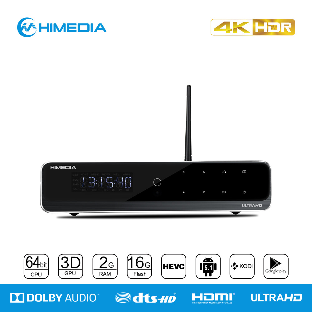 Hi3798CV200 Quad Core 3D Google <strong>Android</strong> 5.1 Smart TV Box