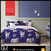 100% Cotton floral design modern bedding set/bed sheet sets /duvet cover