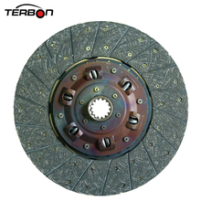 430*250*14*48*6S Auto clutch disc parts friction material clutch, clutch plate