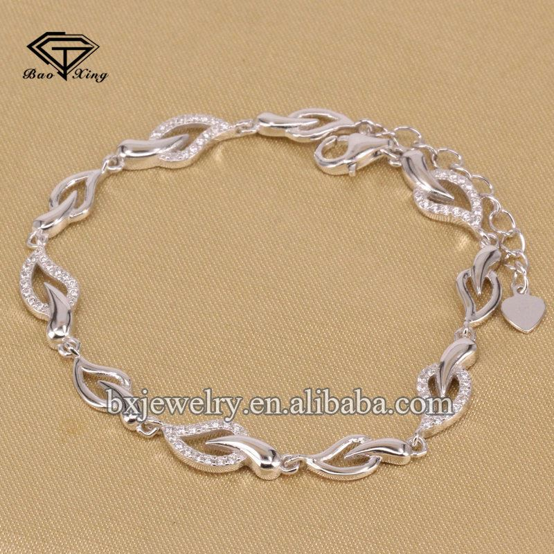 Best selling hot Chinese products custom design love bracelet
