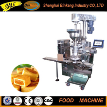 PLC multifunction Automatic cakes encrusting forming machine Custom Branding Retailer's Choice