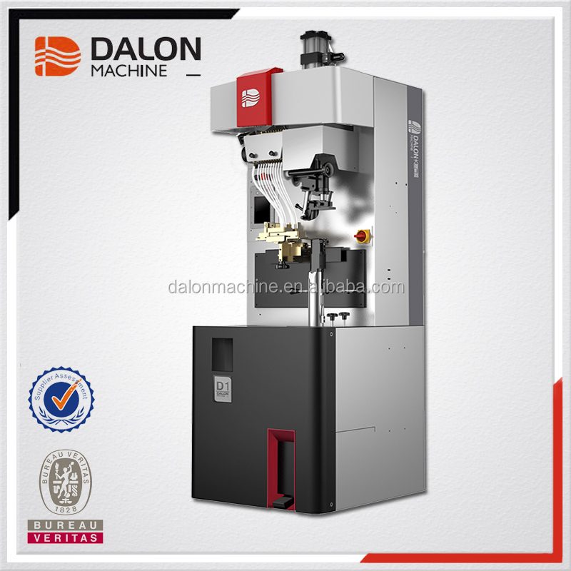 Dalong Intelligent shoes heel nailing machine shoes making machines D2