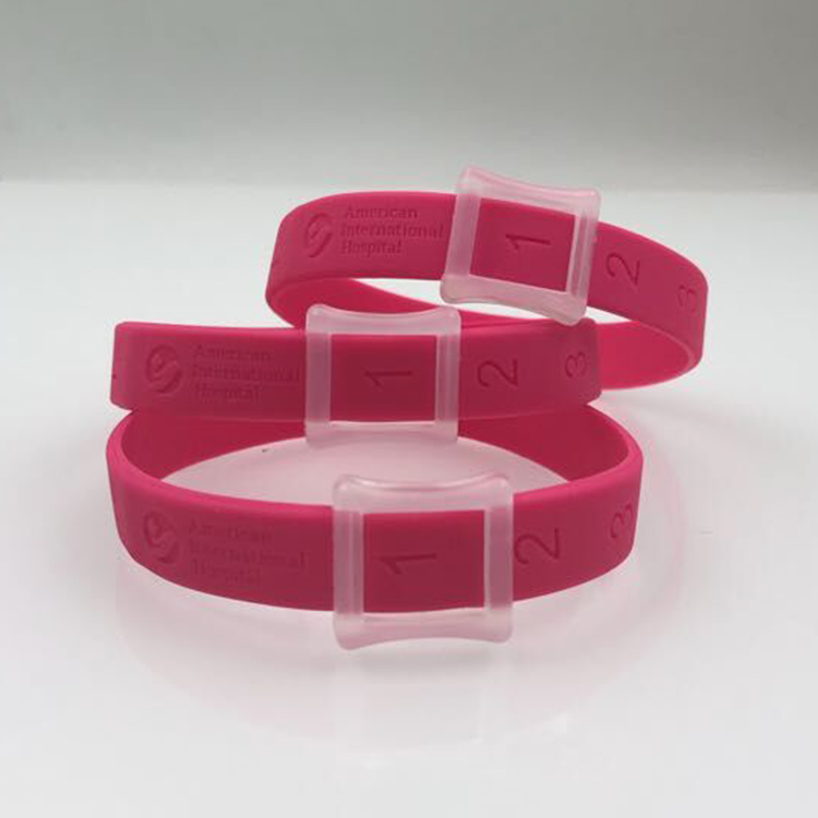 NEW Breastfeeding NURSING bracelet reminder ** glow in the dark **
