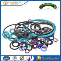 China Mini Elastic Silicone Rubber O Rings seals
