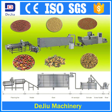 Fully Automatic Machine To Make Pet Dog Food / Dry High Capacity Pet Treats Processing Line