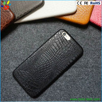 "Crocodile skin soft for iphone 6 TPU case , 4.7"" flexible alligator pattern TPU phone case"