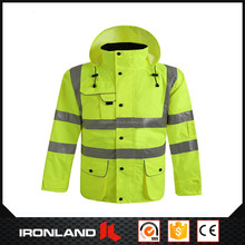 2017 wholesale high quality men's motorcycle polyester rubber rain coat raincoat