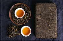 China Anhua Baishaxi famous dark brick tea ---- Tianfu tea