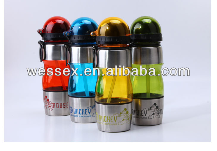 Drink Water Bottle BPA Free ECO Sport water bottle