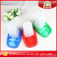 Factory make automatic pet feeding tool plastic puppy feeder