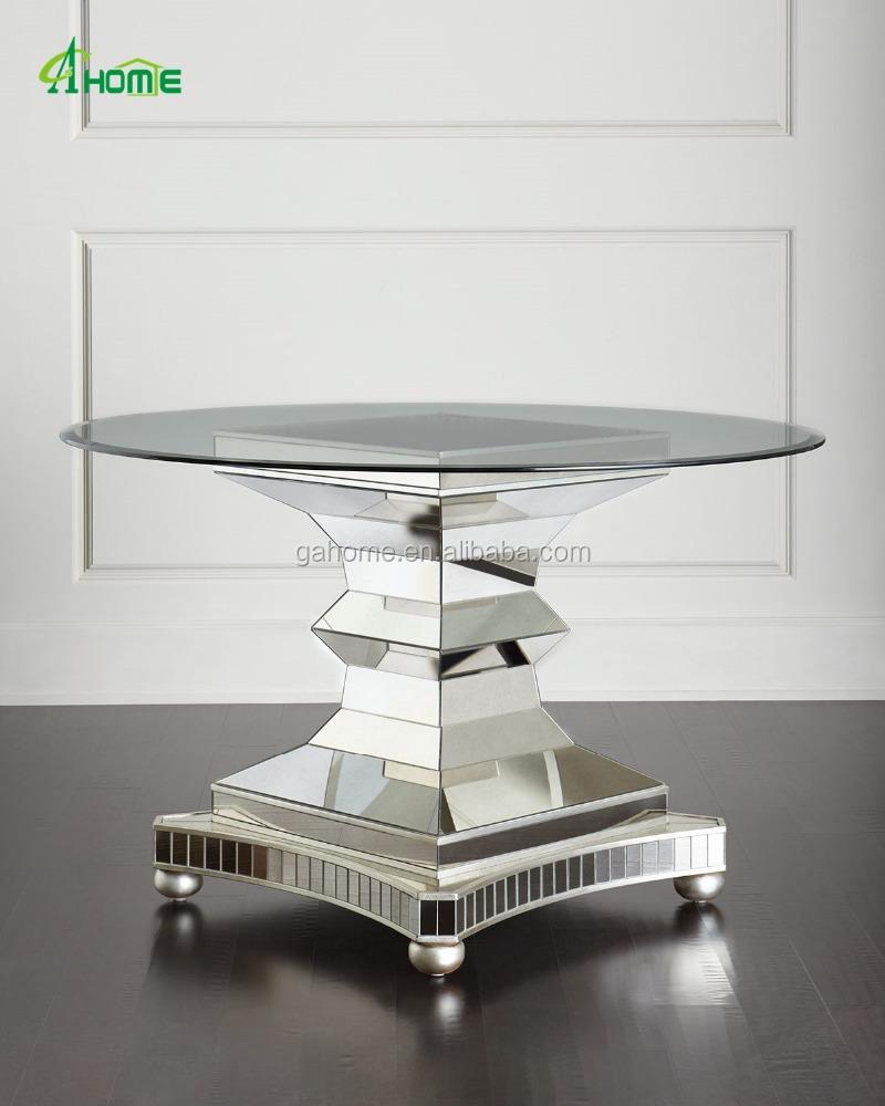 Bravado Small Size Mirror Dining Table Buy Mirror Dining