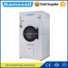 Various Professional 70kg Gas Commercial Laundry Tumble Dryer