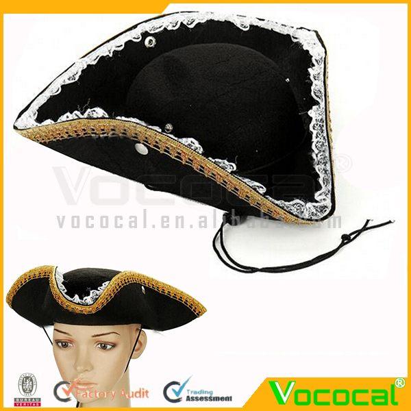 Пиратская шляпа женская своими руками