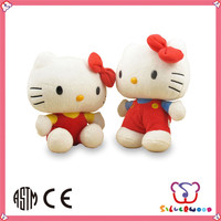 SEDEX Factory soft cute custom lovely stuffed & plush animal toy parts