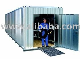 Tyre Rack Container