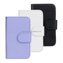 For Apple iPhone 3G 3GS Book Flip Wallet PU Leather stand Case Cover