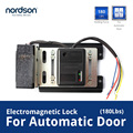 Magnetic security locks for automatic door ( NE-90 )