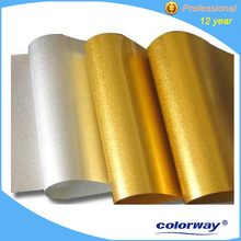 Colorway Inkjet Silver/Gold Film/Metalized PET film