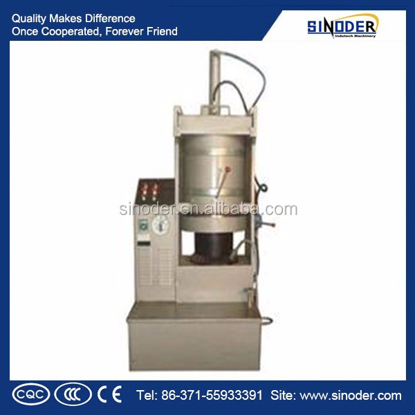 cocoa bean oil extraction machine hydraulic oil press machine oil extraction machine