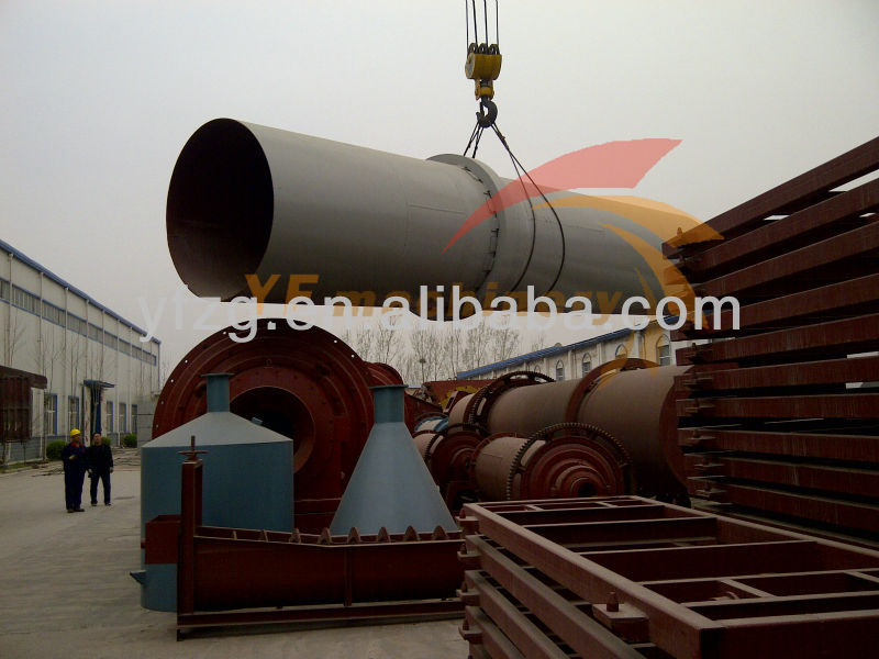 Yufeng brand hot sale Activated Carbon Rotary Kiln