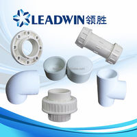 Nipple Male Coupling PVC Fittings Pipe