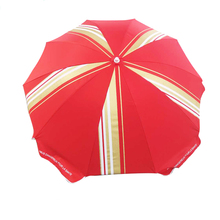 Outdoor Advertising Custom Garden Folding Sun Beach Umbrella