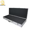 Hard Aluminum Gun Case with Foam Protect Size Can be Customized