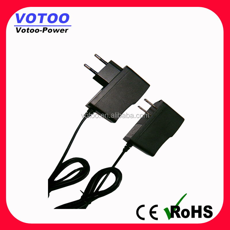 wall mount switching mode power adapter 24v 0.5a power supply