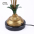 American traditional bedside lamps vintage rose flower decorative home table lamp