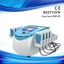 Latest technology lipo laser cavitation slimming machine for sale