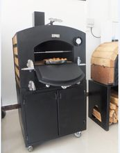 Commercial Wood-fired pizza oven/Bakery Bread Making Machine/Arabic Pizza Bread Baking Oven