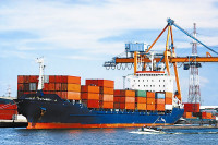 container shipping from china to usa