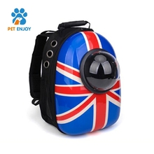 Fashion Innovative Pet Bag Airline Travel Carrier Pet Carriers Traveler Bubble Backpack Pet Carrier for Cats and Dogs