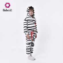 Wholesale Zebra Blood Design Halloween Funny Carnival Costumes