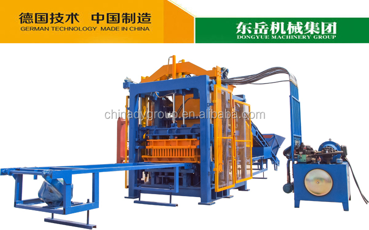 equipments producing qt4-15 clay brick making machine price in india