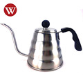 Amazon best sell gooseneck coffee kettle Stainless Steel Pour Over Coffee kettle Drip Coffee Kettle