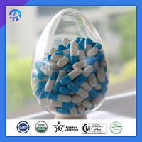 Most professional size 000 00 0 1 2 3 4 gelatin capsules wholesale