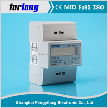 Chinese Merchandise 3 phase 4 wire energy meter connection diagram
