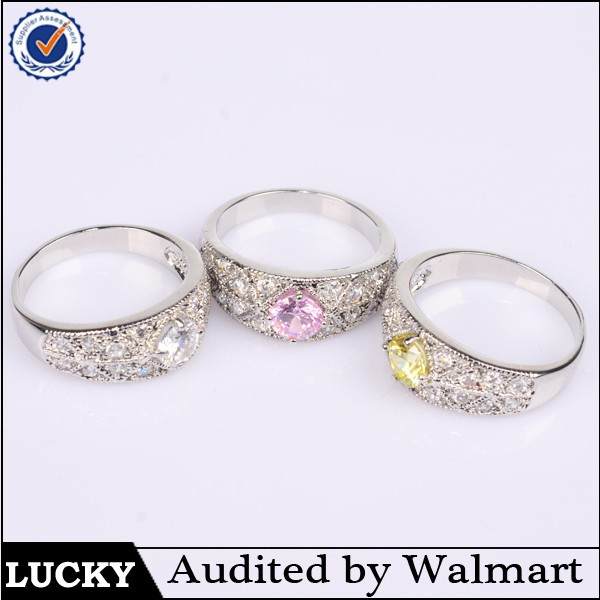 Best Sale Wholesale In China Imitation Diamond Wedding Ring Sets Buy Imitat