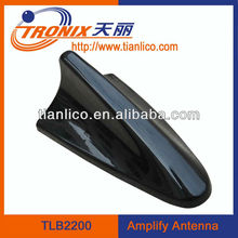 TLB2200 Shark fin roof mount am fm radio electronic car antenna